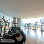 RENT The Empire Place Spacious High Floor 1 Bed condo in Sathorn near Chong Nonsi BTS