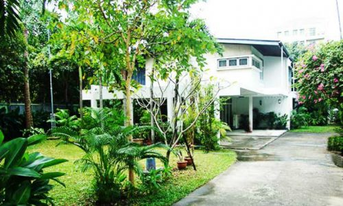 Detached 3 Bedroom Phrom Phong House with Large Garden