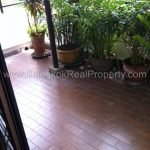 Detached 3 bed thonglor house for rent near BTS