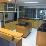 Duplex 2 bed 195 sq.m at kiarti thanee sukhumvit 31 to rent Kitchen