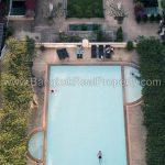 Duplex 2 bed 195 sq.m at kiarti thanee sukhumvit 31 to rent swimming pool