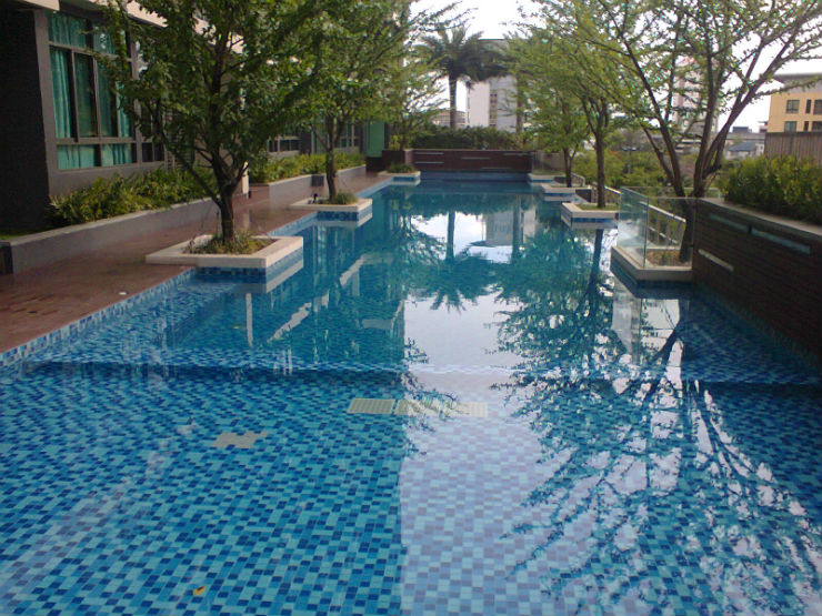 Ideo blucove sukhumvit 10 floor 1 bed pool view to rent