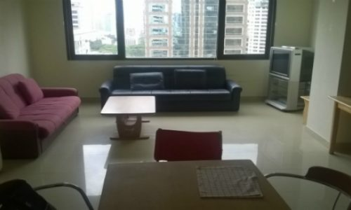Regent Royal 1 condo 1 bed 60 sq for rent
