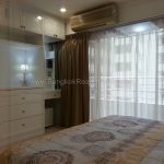 Renovated 1 bed 8 fl condo at Saranjai Mansion near Nana BTS to Rent bedroom 2