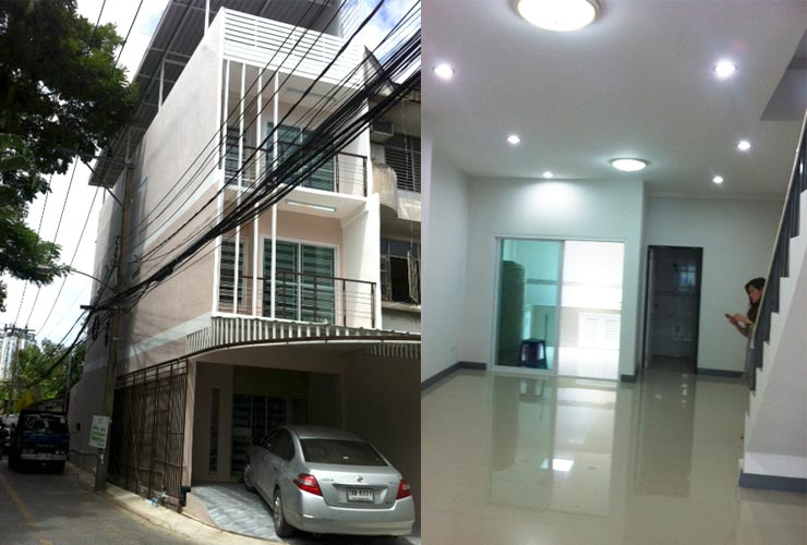 Renovated-4-floor-400-sq.m-Townhouse-on-Sukhumvit-65-for-sale