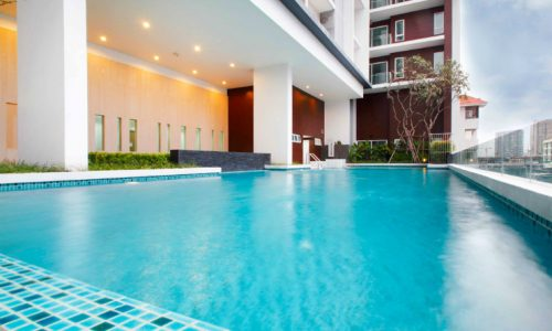 The Bloom Sukhumvit 71 1 bed condo to rent near phra khanong bts Feature