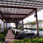 IDEO Mix sukhumvit103 1 bed 30 sq.m 12A floor to rent at Udomsuk BTS Daybed