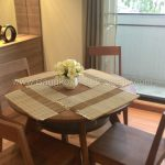 The Roof Garden Sukhumvit 50 1 bed 10 floor 65 sq.m condo to rent near On Nut BTS Dining Table