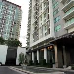 The Room Sukhumvit 62 1 bed 10 floor 45 sq.m to rent near Punnawithi BTS main buliding