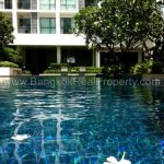 The Room Sukhumvit 62 1 bed 10 floor 45 sq.m to rent near Punnawithi BTS Swimming Pool