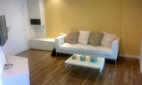 The Room Sukhumvit 79 1 bed 38sq.m for rent near On Nut BTS