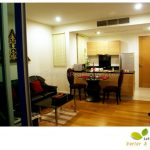 The Wind Sukhumvit 23 1 bed 11 floor 53 sq.m for rent near BTS Asoke