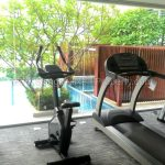 The Wind Sukhumvit 23 1 bed 6 floor 53 sq.m for rent Fitness