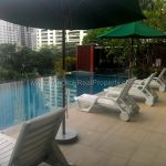 The Wind Sukhumvit 23 1 bed 6 floor 53 sq.m for rent Pool bed