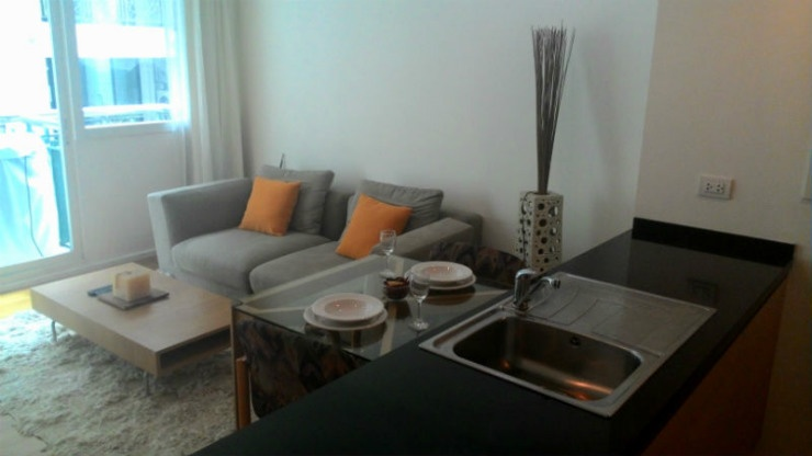 The Wind Sukhumvit 23 1 bed 6 floor 53 sq.m for rent