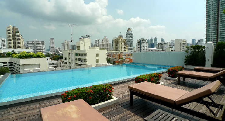 Vincente Sukhumvit 49 1 bed 68 sq.m for sale Phrom Phong