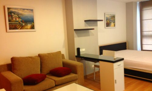 Life at BTS ThaPhra studio 11 floor 35 sq.m for sale near BTS featured