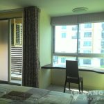 Plus 67 Bright Studio Condo near BTS Phra Khanong to Rent