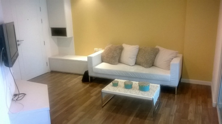 The Room Sukhumvit 79 1 bed 38sq.m for rent near On Nut BTS Featured