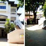 Thonglor Town house near Bangkok Hospital 3 floors 400 sq.m to rent Featured