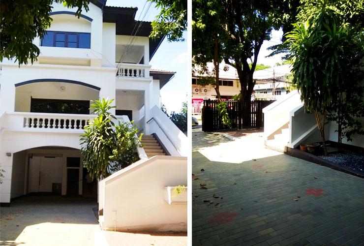 Rent Spacious Office Town House near Bangkok Hospital photo