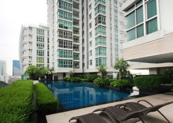 Nusasiri Grand 3 bed 2 bath 136 sq.m to rent at Ekkhamai BTS featured