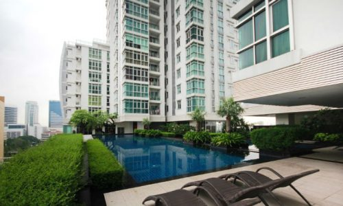 Nusasiri Grand 3 bed 2 bath 136 sq.m to rent at Ekkhamai BTS featured