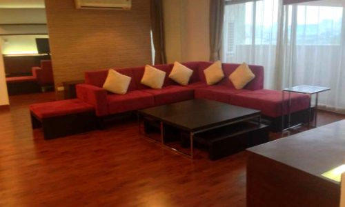 The Roof Garden Sukhumvit 50 2 bed 2 bath 9 floor 140 sq.m condo to rent near On Nut BTS Feature