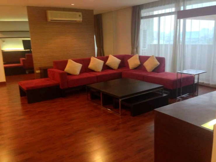 The Roof Garden Sukhumvit 50 2 bed 2 bath 9 floor 140 sq.m condo to rent near On Nut BTS Feature