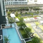 ideo mobi sukhumvit 81 Studio 10 floor 22 sq.m for rent near BTS