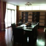 House in Phrom Phong to rent 3 bed detached house