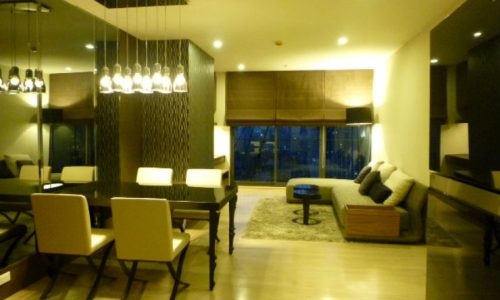 Noble Remix Thonglor 2 bed 2 bath 97 sq.m to rent near BTS Featured