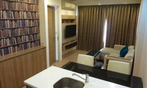 Rhythm Sukgumvit On Nut Brand New 1 bedroom 10 floor 45 sq.m bear BTS featured