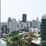 Grand Parkview Asoke 1 bed for sale balcony view
