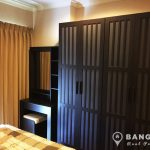 Grand Parkview Asoke 1 bed for sale bedroom wardrobe