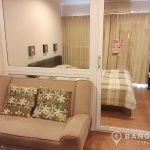 Grand Parkview Asoke 1 bed for sale layout