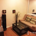 Grand Parkview Asoke 1 bed for sale lounge sofa