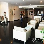 Grand Parkview Asoke 1 bed for sale reception