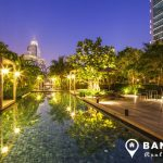The River Bangkok 1 bed mid floor with river views to rent