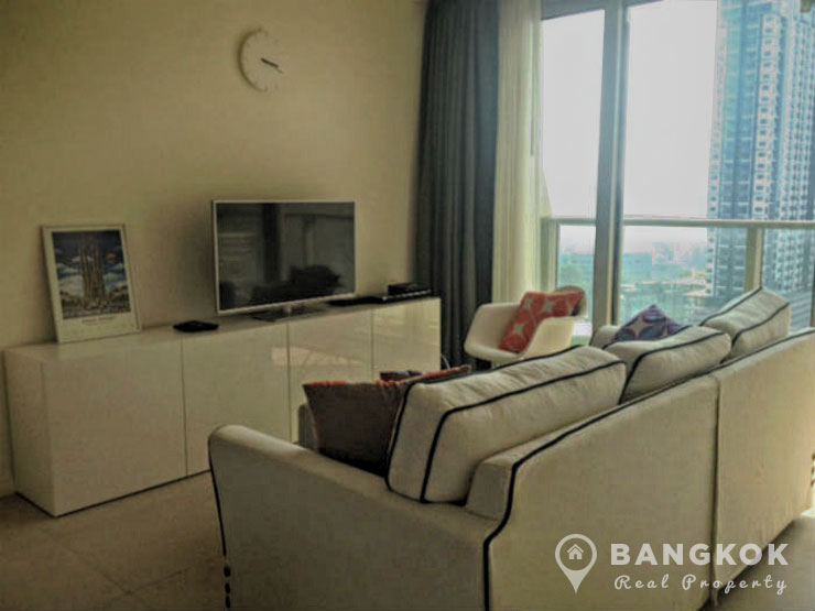 The River Bangkok | Spacious 1 Bed with view of Chaophraya River photo