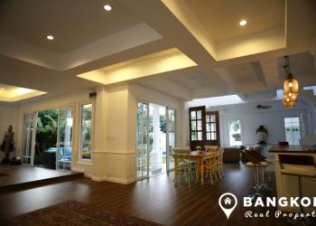 Brand New Sukhumvit House for Sale with Private Pool near BTS