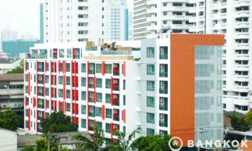 Click Condo Sukhumvit 65 large 1 bed for sale near BTS Ekkhamai