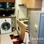 Le Luk Condo Spacious High floor 1 bed to rent near BTS