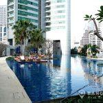 Millenium Residence Asoke 3 bed 147 sq.m high floor for rent