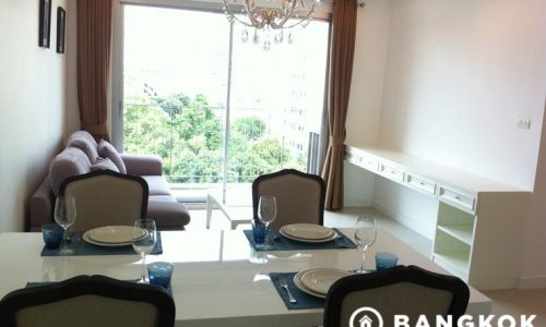 The Clover Thonglor 2 bed 2 bath high floor 76 sq.m to rent