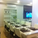 15-Sukhumvit-Residences-1-bed-near-nana-BTS-to-rent-Dinning