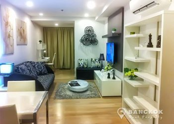 15-Sukhumvit-Residences-1-bed-near-nana-BTS-to-rent