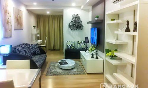 15-Sukhumvit-Residences-1-bed-near-nana-BTS-to-rent