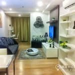 15-Sukhumvit-Residences-1-bed-near-nana-BTS-to-rent-Living