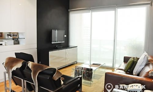 Millenium Residence 2 bed with study for sale near Asoke BTS